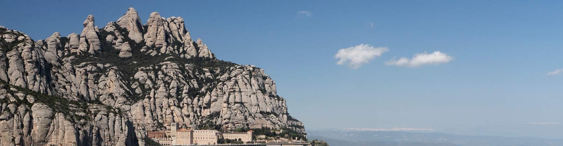Tot Montserrat en cotxe