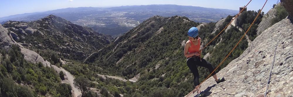 Climbing discovery