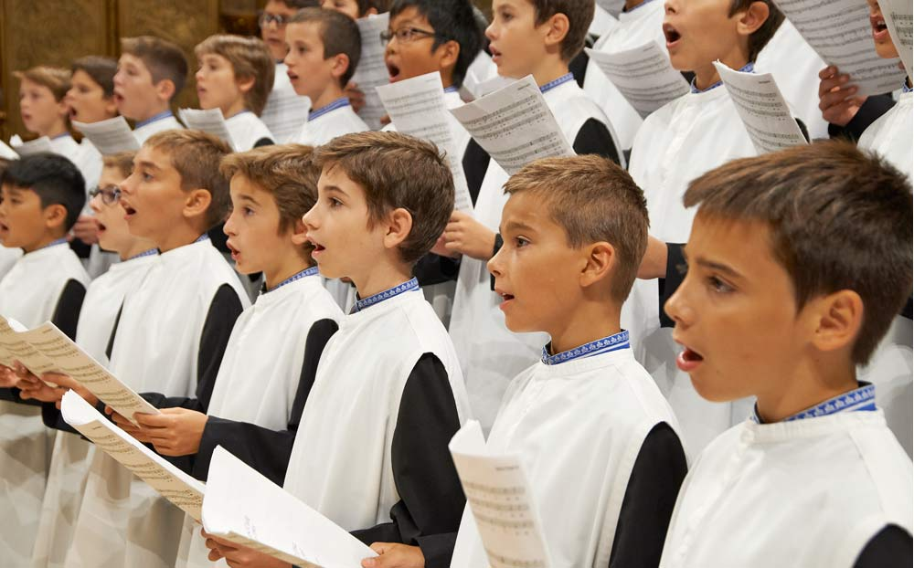 Boys' Choir's Easter Holidays