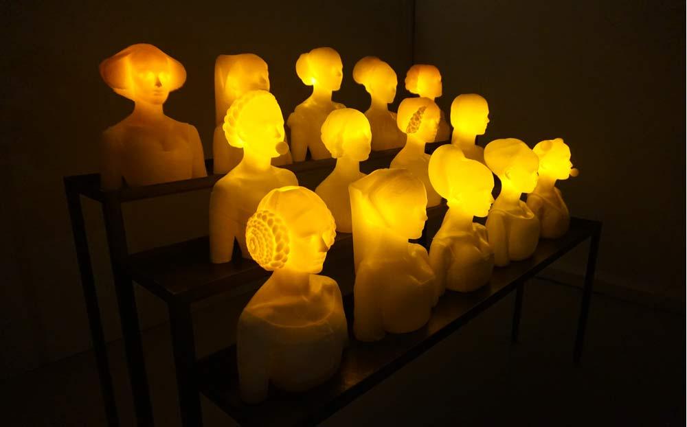 Exposición de Gerard Mas al Museu de Montserrat
