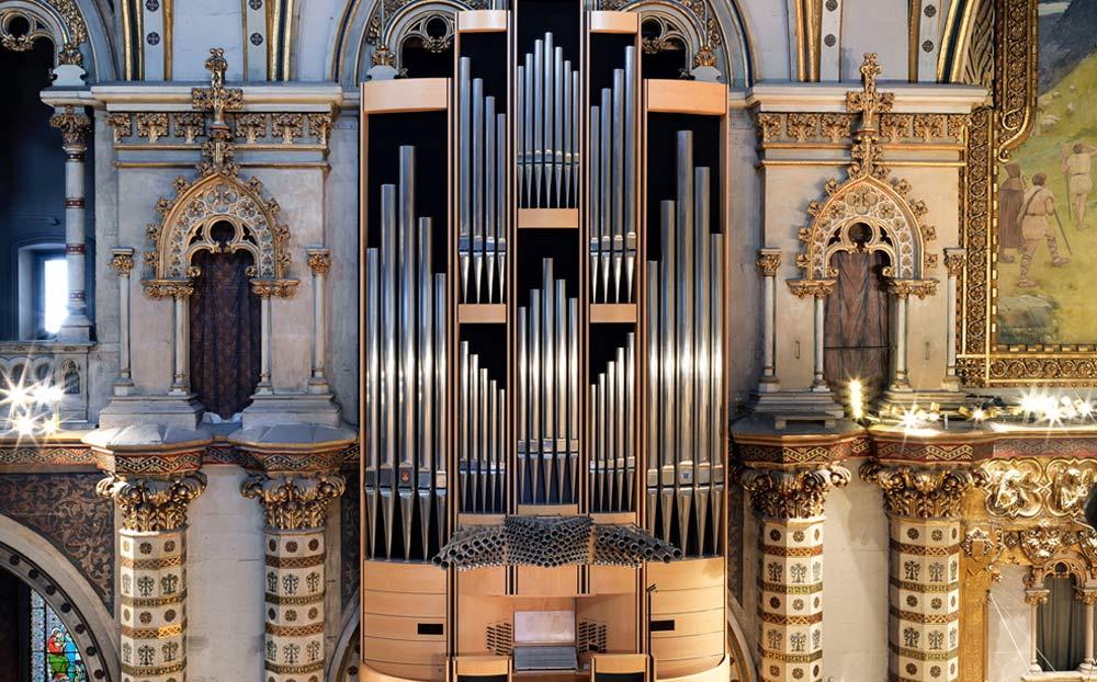 Festival de proximitat: concerts d'orgue