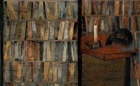'Vanitas' - Bibliotecas, de Carles Gabarró en el MDM