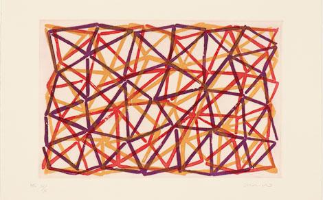 Joaquim Chancho muestra en Montserrat un repaso de 40 años de obra gráfica