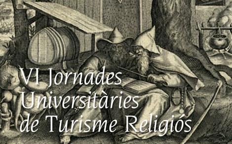 IV Jornades Universitàries de Turisme Religiós