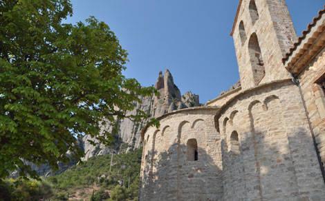 El Monestir de Santa Cecília de Montserrat reneix amb l'art de Sean Scully
