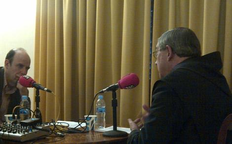 El P. Abat Josep M. Soler, entrevistat a El món a Rac1