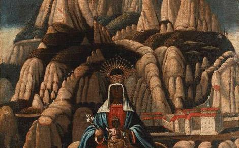 El Museo de Montserrat recibe una pintura barroca