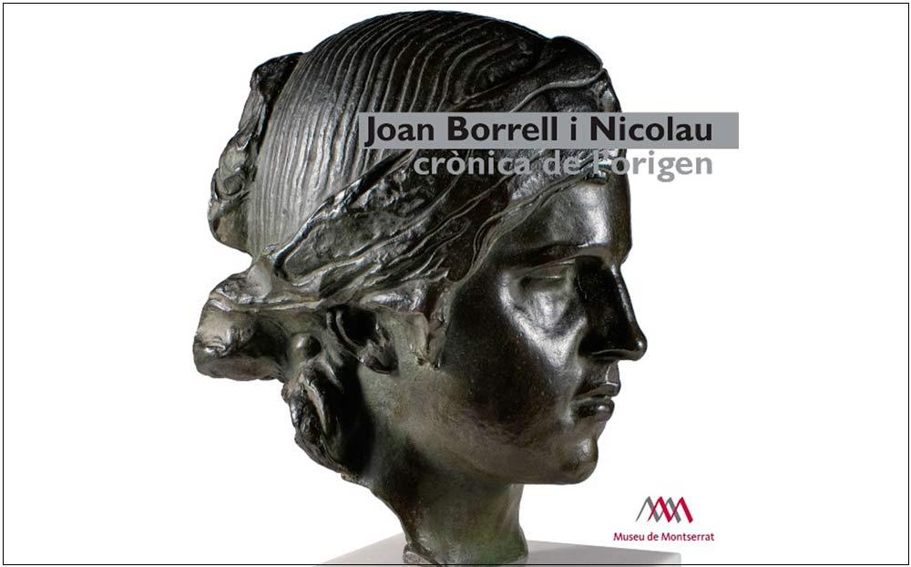 Exposición temporal de Joan Borrell i Nicolau