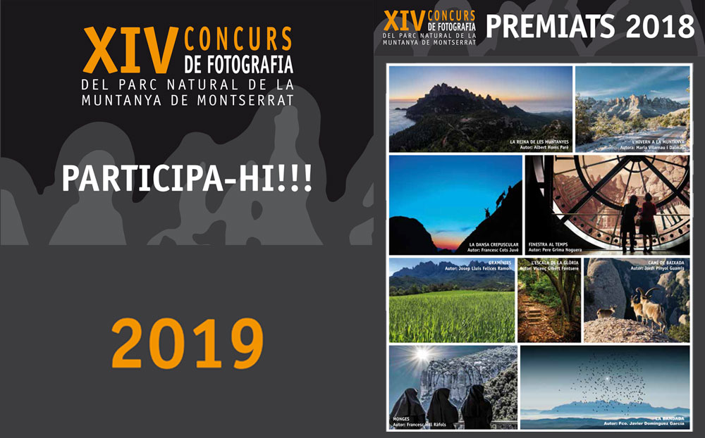 XIV Concurs de fotografia del Parc Natural