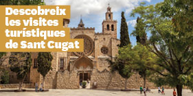 Link to website Monastery of Sant Cugat