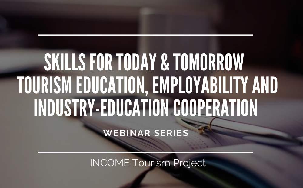 Seminari web: Sostenibilitat de la indústria turística i el paper del model d'aprenentatge dual