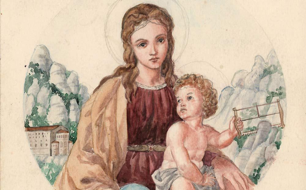 Solemnitat de la Mare de Déu de Montserrat
