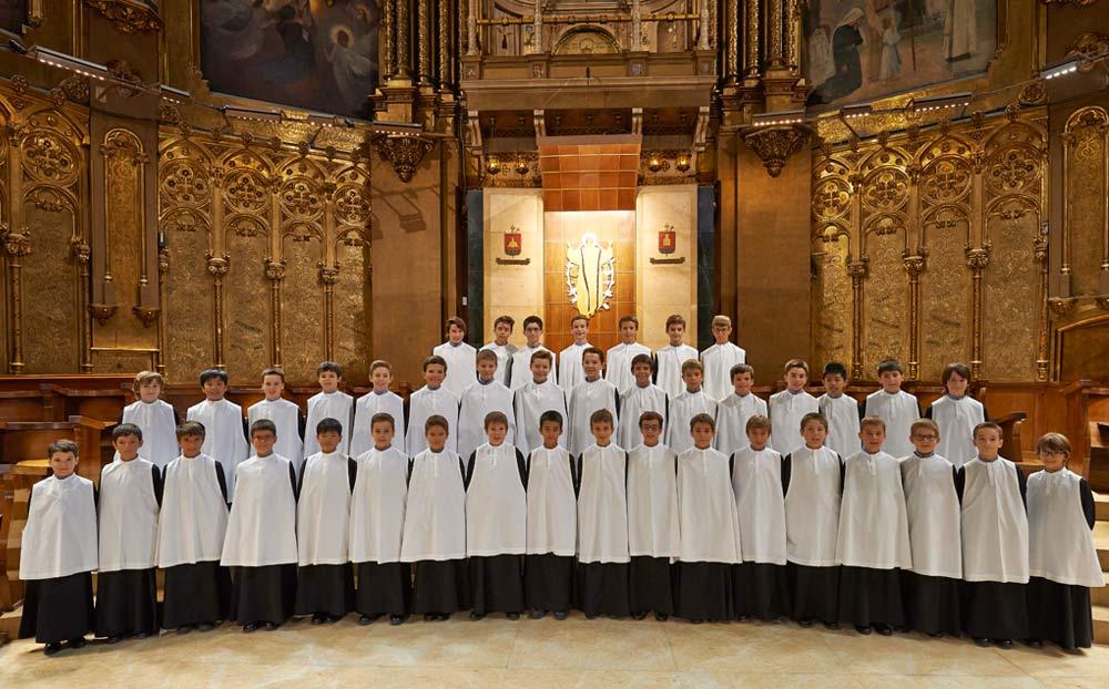 Vacanze di Natale dell'Escolania di Montserrat
